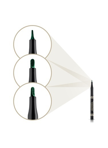 High Precision Likid Eyeliner Yeşil (25 Forest)-Max Factor